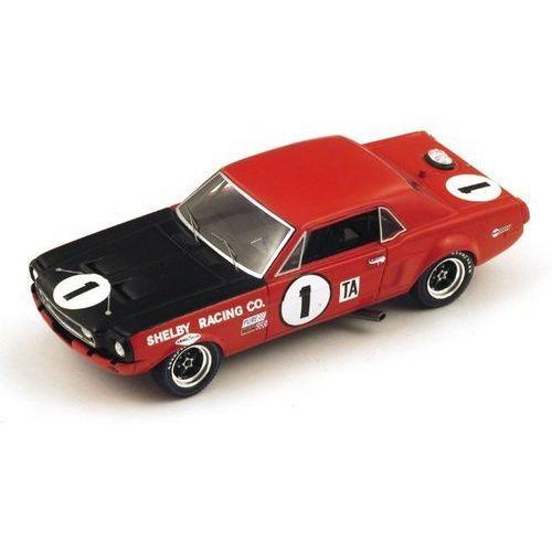 SPARK Ford Mustang #1 J. Titus - DARMOWA DOSTAWA!