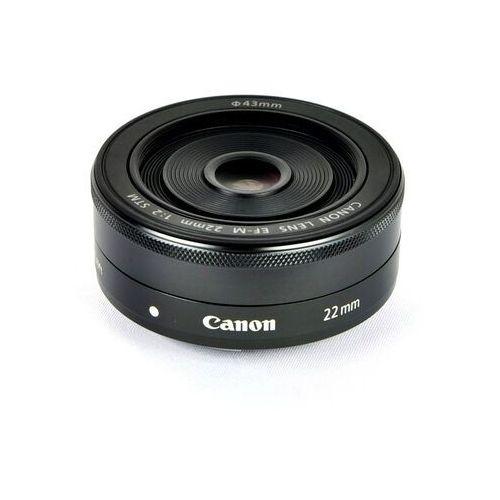 CANON EF-M 22mm F/2 STM OEM / WYSYŁKA GRATIS / ODBIÓR WARSZAWA / TEL. 500 005 235!!!