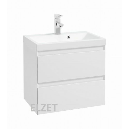 DEFRA szafka podumywalkowa Guadix D60 60x40 biały mat 147-D-06001, kolor biały