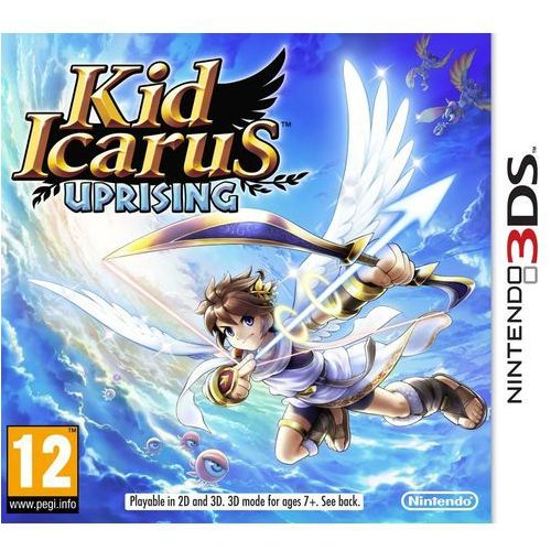 Kid icarus uprising 3ds marki Nintendo