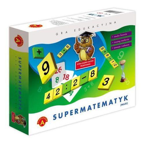 Supermatematyk maxi
