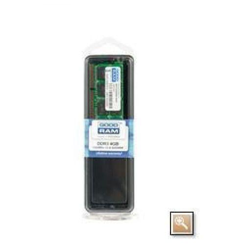 GOODRAM SO-DIMM DDR3 4096MB PC1333 CL9, GR1333S364L9S/4G