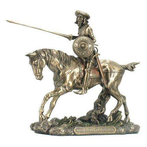 Piękny don kichot na koniu (wu75982a4) marki Veronese