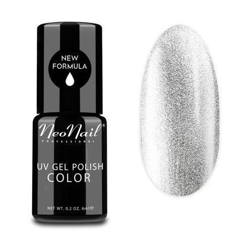 uv gel polish color 3213 glitter silver 6ml marki Neonail