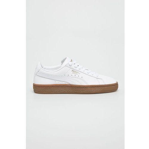 - buty dziecięce basket classic gum marki Puma