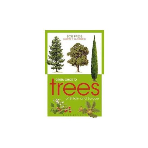 Green Guide To Trees Of Britain And