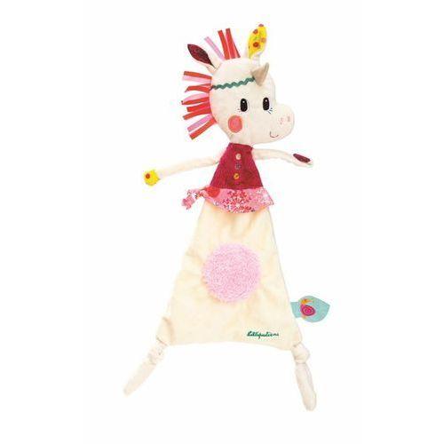 Kocyk Przytulanka w pudełku Lilliputiens - Jednorożec Louise L86801