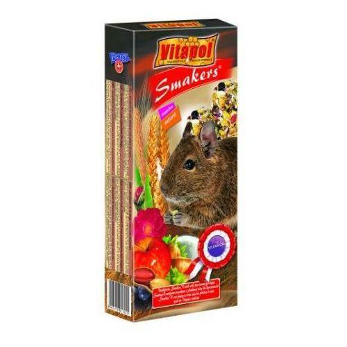 Vitapol  smakers kolby dla koszatniczki owocowo-orzechowe