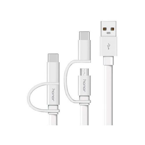 Samsung Kabel huawei ap55s micro usb usb-c typ c 1,5m biały