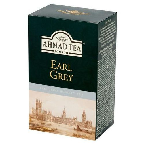 Ahmad tea Herbata liść. early grey 100g.
