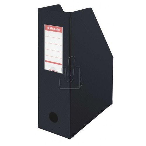Pojemnik PCV składany Esselte Vivida 56077 czarny, BP7300