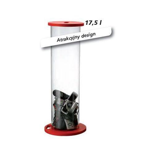 Pojemnik na zużyte baterie, leki, elektroodpady - wysoki