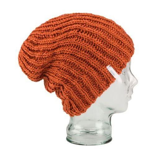 Nowa czapka the thrift knit beanie burnt orange marki Coal