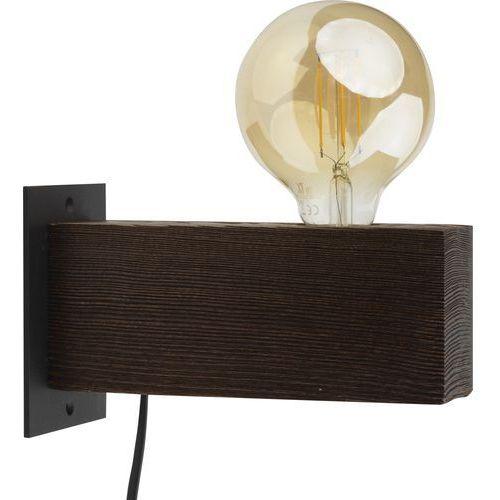 Tklighting Kinkiet artwood 2667 wenge e27 tk lighting