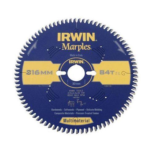 Irwin marples multimaterial Tarcza do pilarki tarczowej 216mm/84t/30 śr. 216 mm 84 z (5706918974680)