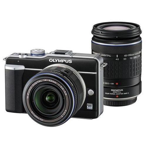 Olympus PEN E-PL1 z kategorii [aparaty cyfrowe]