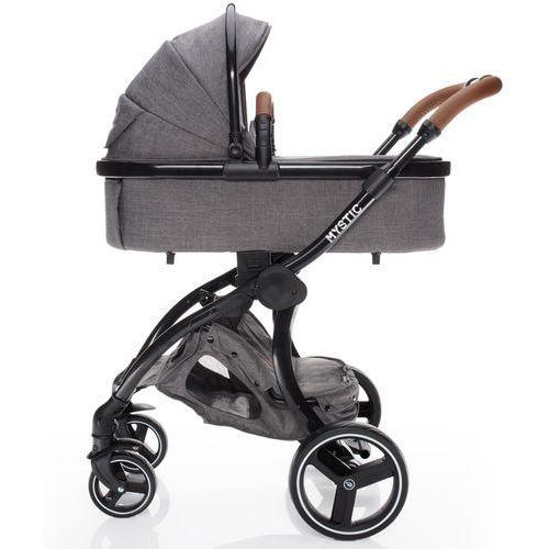 Zopa wózek dziecięcy mystic, briliant grey/brown (8595114469734)