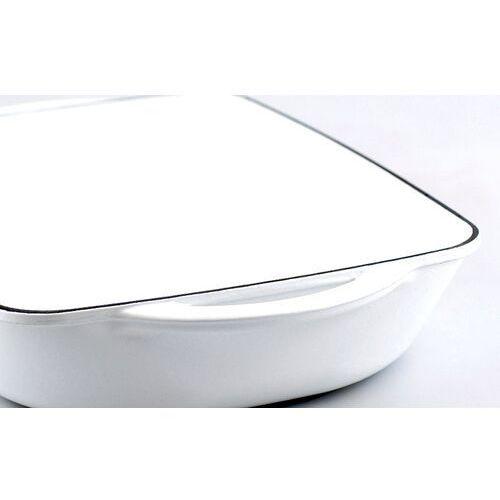 Brytfanna żeliwna emaliowana Chasseur Modern 3,3L biała (3201-11)