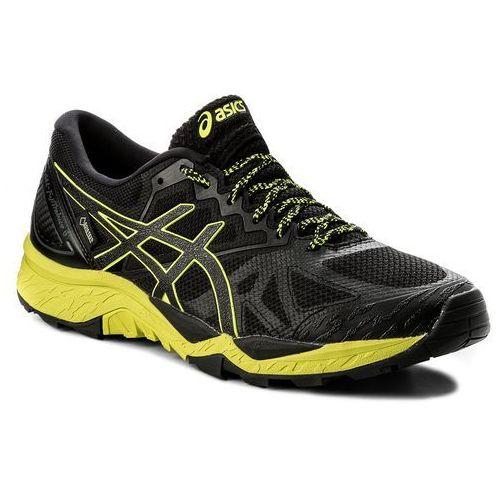 Asics Buty - gel-fujitrabuco 6 g-tx gore-tex t7f0n black/safety yellow/black 9089
