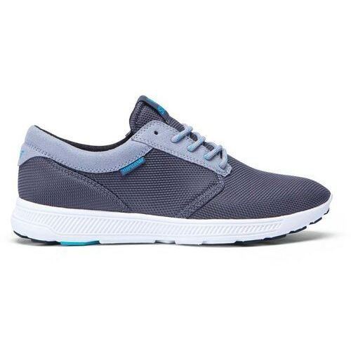 Buty  - hammer run charcoal/light grey-white (chr) rozmiar: 43 marki Supra