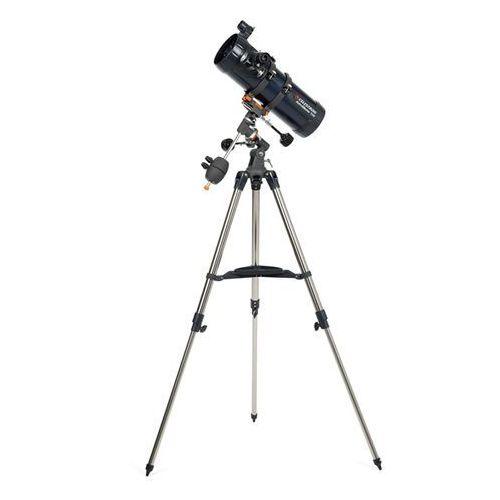 Teleskop astromaster 114 eq + darmowy transport! marki Celestron