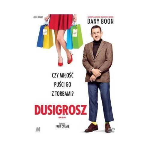 Dusigrosz (dvd) + książka marki Monolith