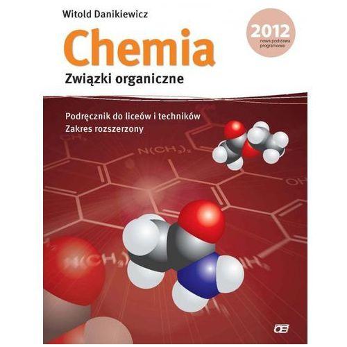 Chemia Związki organiczne Podręcznik Zakres rozszerzony, Pazdro