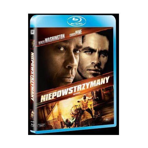 Niepowstrzymany (Blu-Ray) - Scott Tony