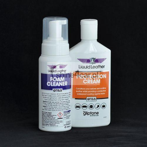 Gliptone - GT15,5 + GT13,5 do skóry półanilinowej z kategorii Środki do pielęgnacji skóry