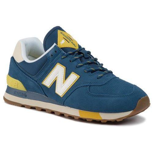 Sneakersy NEW BALANCE - ML574JHP Niebieski, w 2 rozmiarach