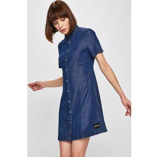 b8663e0db0 Suknie i sukienki · Calvin klein jeans - sukienka