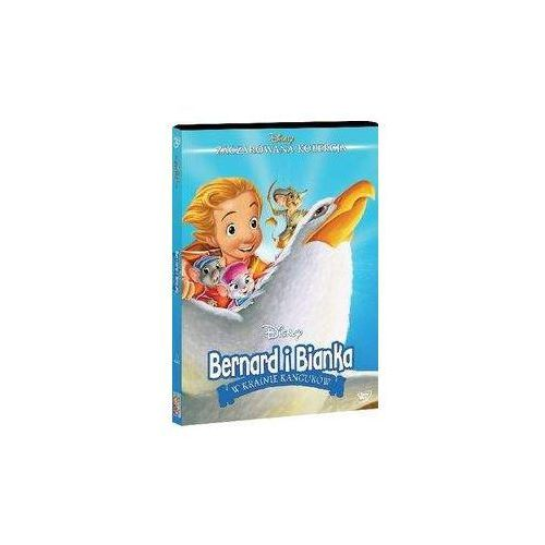 BERNARD I BIANKA W KRAINIE KANGURÓW (DVD) DISNEY ZACZAROWANA KOLEKCJA (7321916504295)