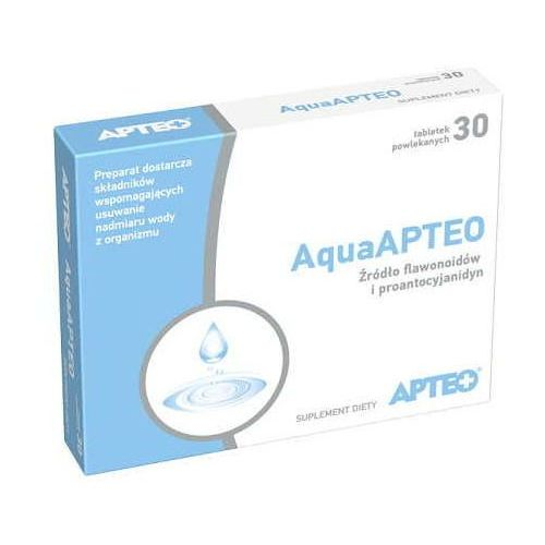 Synoptis pharma Aquaapteo x 30 tabletek