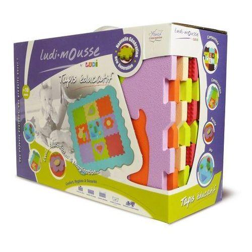 piankowe puzzle edukacyjne 1001 marki Ludi