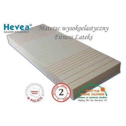 Hevea Materac wysokoelastyczny fitness lateks