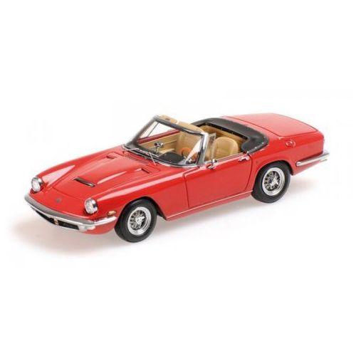 Maserati mistral syder 1964 - darmowa dostawa!!! marki Minichamps