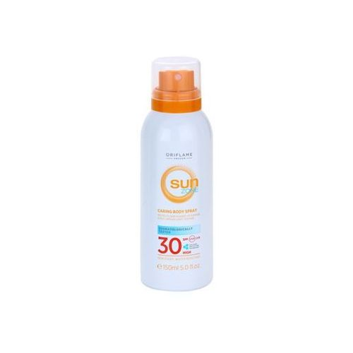 Oriflame Sun Zone spray do opalania SPF 30 (Caring Body Spray) 150 ml