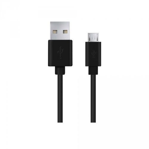 Kabel MICRO USB 2.0 A-B M/M 2.0M CZARNY
