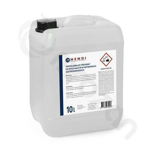 Preparat do mycia naczyń w zmywarkach 10 litrów HENDI 975053, 975053