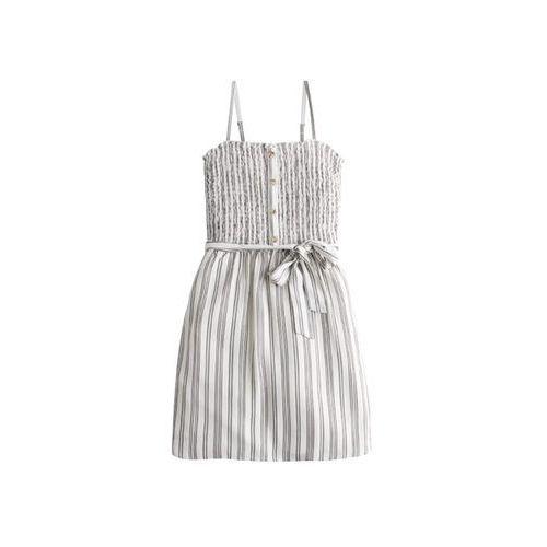 HOLLISTER Letnia sukienka mieszane kolory / biały, letnia
