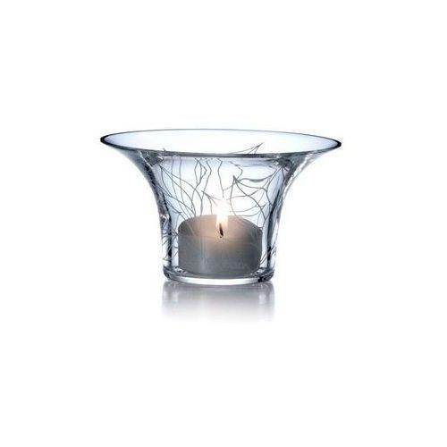 - świecznik filigran, przeźroczysty marki Rosendahl