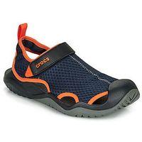 Sandały sportowe Crocs Swiftwater Mesh Deck Sandal M, 205289-4V9