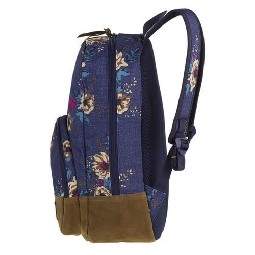 COOLPACK PLECAK CLASSIC BLUE DENIM FLOWERS (5907690812379)