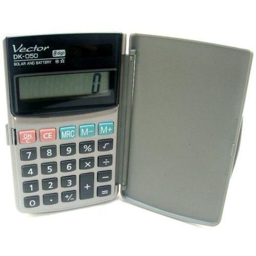 Kalkulator  dk-050 wyprodukowany przez Vector
