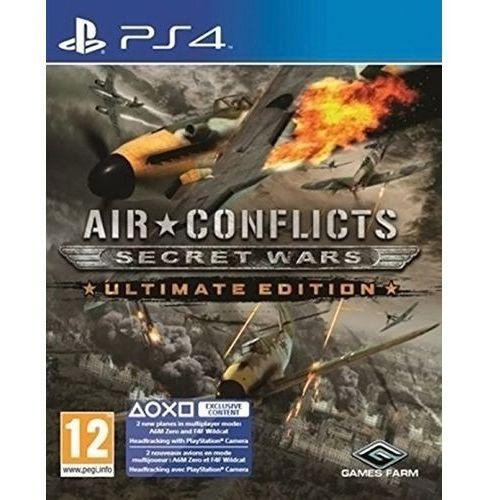 Air Conflicts: Secret Wars (PS4). Najniższe ceny, najlepsze promocje w sklepach, opinie.