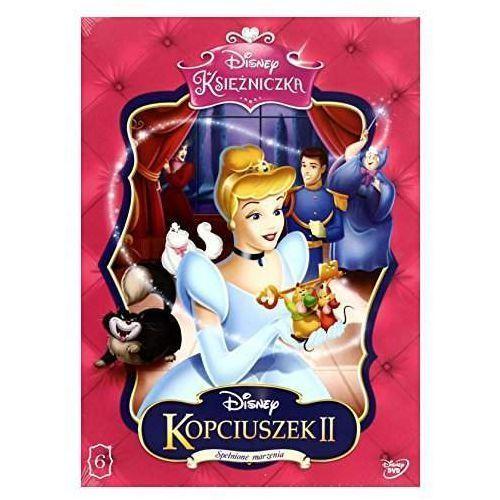 Disney Księżniczka. Kopciuszek 2. Spełnione marzenia [DVD] (7321917501576). Najniższe ceny, najlepsze promocje w sklepach, opinie.