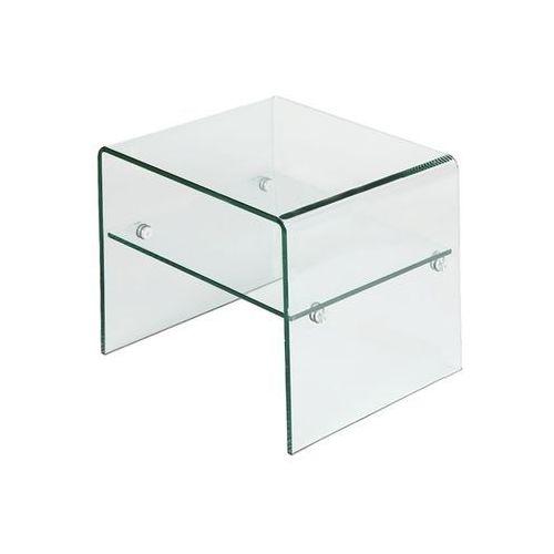 King home Stolik szklany ideal piccolo ns-01 - - sprawdź kupon rabatowy w koszyku (5900000015590)