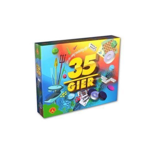 Z.p. alexander 35 gier. gry dla całej rodziny (5906018005325)