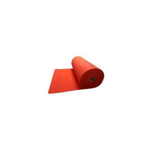 Filc Czerwony 600g/m2 Włóknina 4mm PP 1m2 Impregnowany