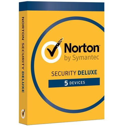 Symantec Oprogramowanie norton security deluxe 3.0 pl 1 user 5 devices 12mo card mm